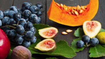 fruits et légumes de saison septembre