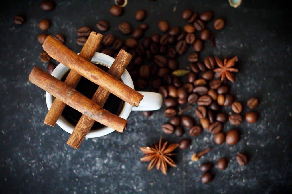 cannelle café boisson