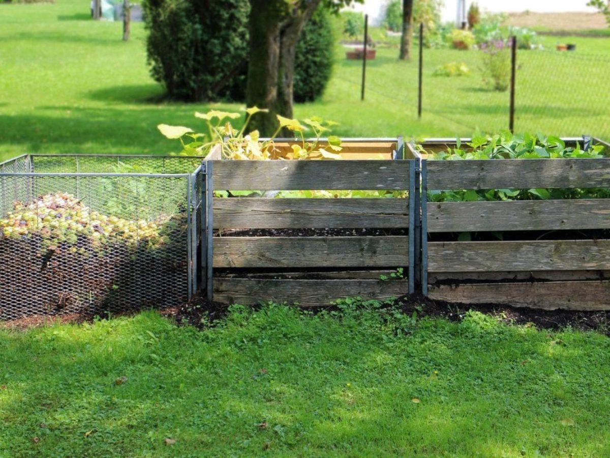 Se Cacher Des Voisins Dans Son Jardin 10 façons de cacher le tas de compost dans le jardin