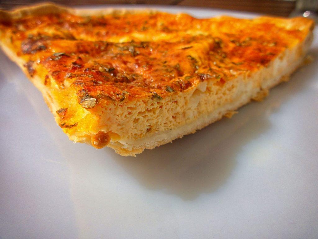 tarte courge