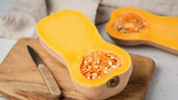 courge butternut doubeurre