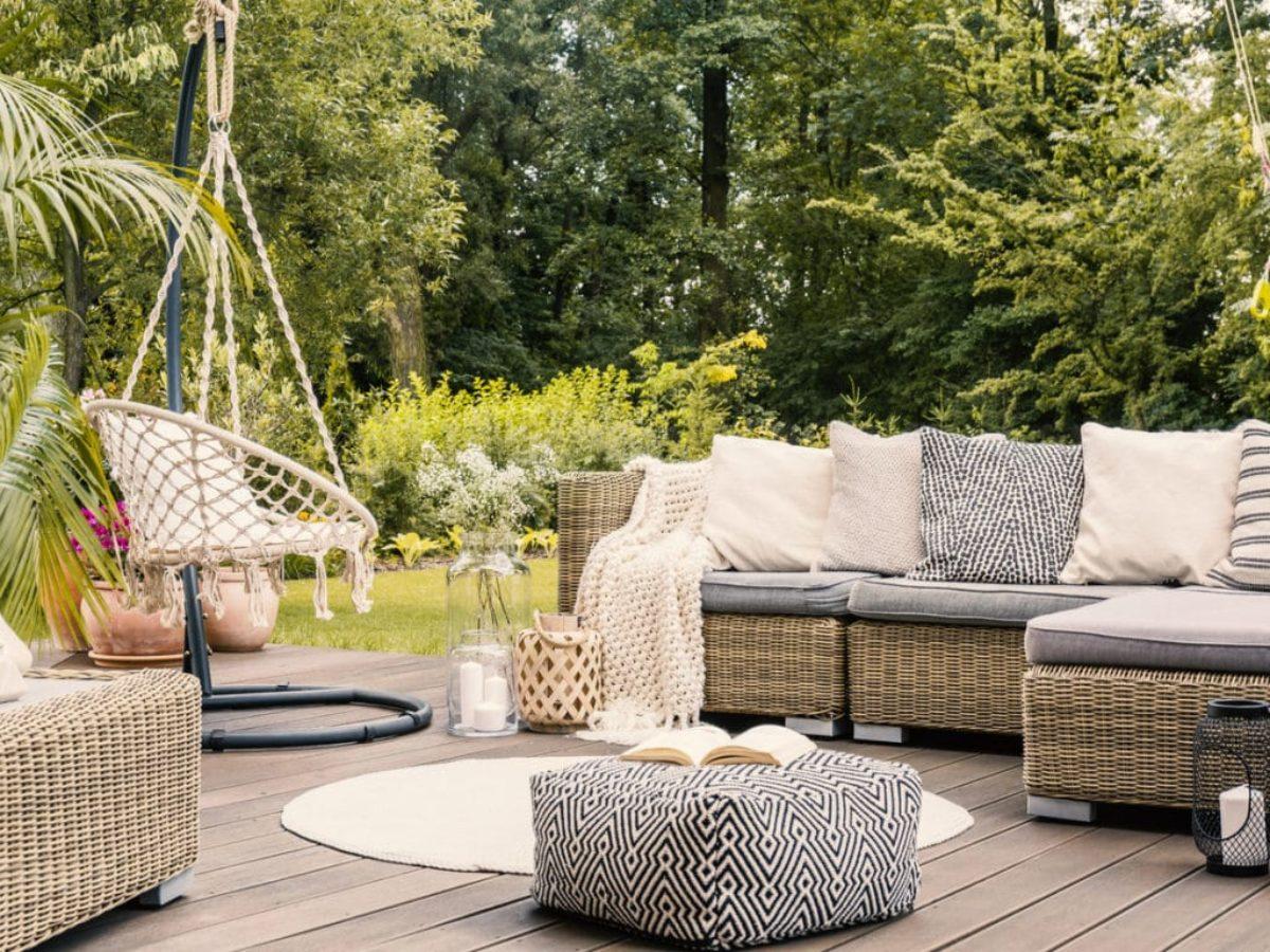 Creer Un Coin Zen Dans Son Jardin protéger son jardin du vent : 3 astuces à mettre en place