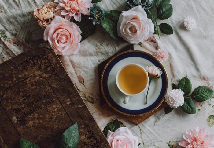 thé aux boutons de rose infusion tisane