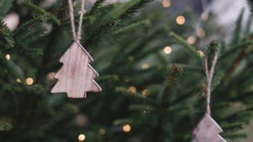 sapin Noël décoration arbre