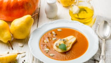 soupe patate douce bleu auvergne