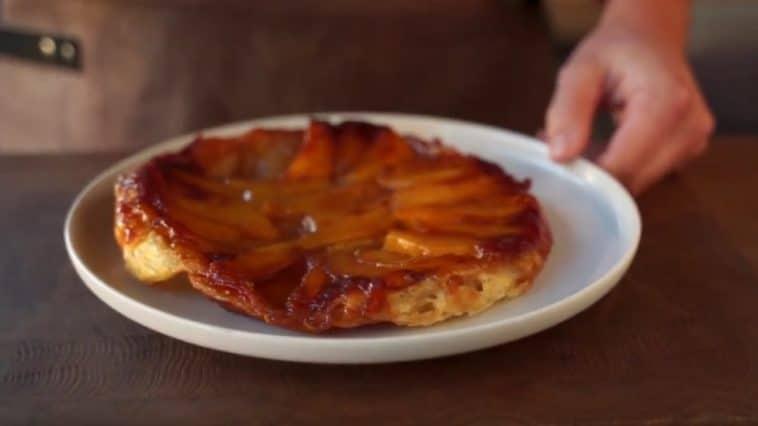 mangue tarte tatin