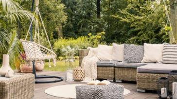 jardins modernes cosy