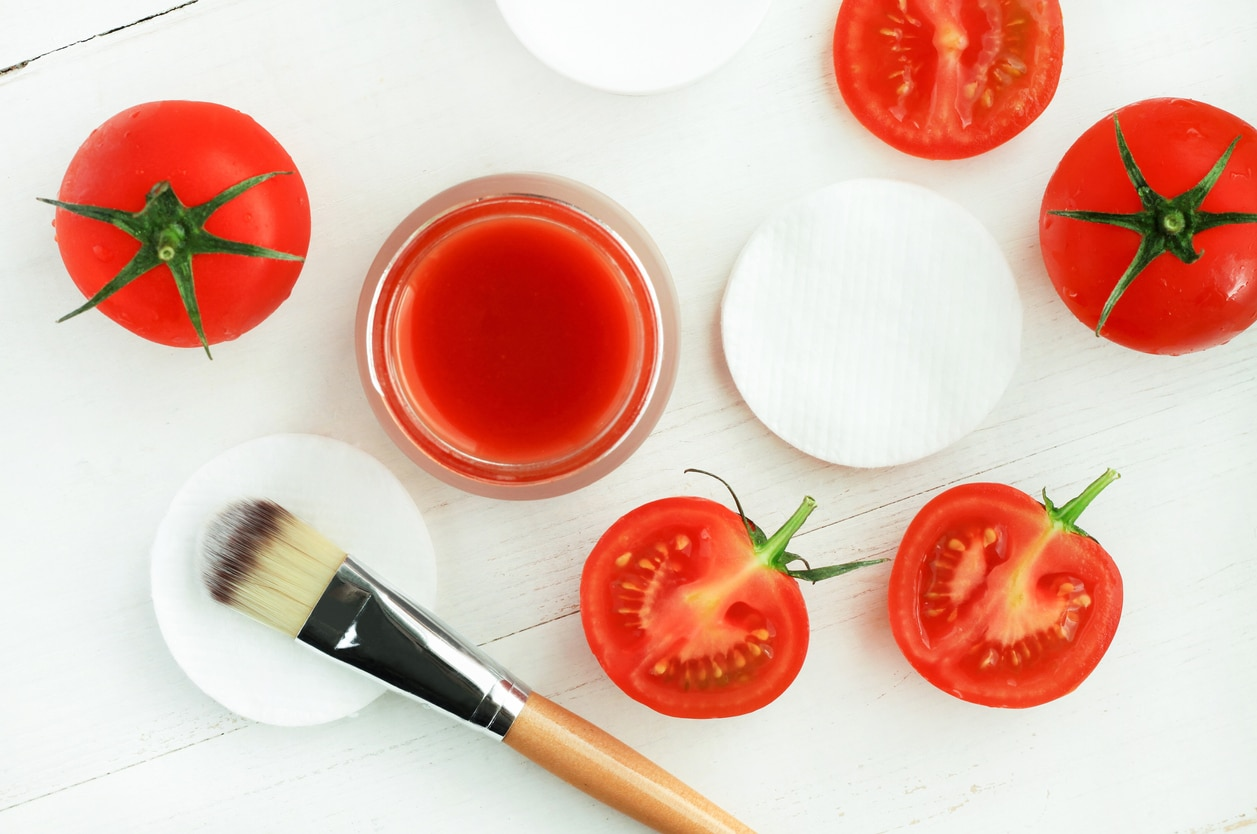 tomate cosmetique