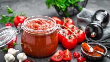 tomates de saison bocaux bocal