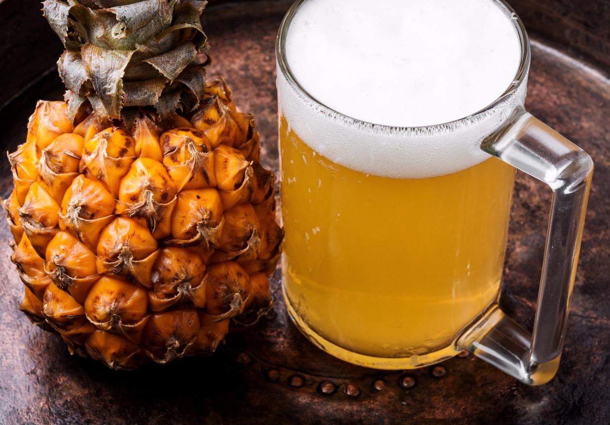 ananas biere