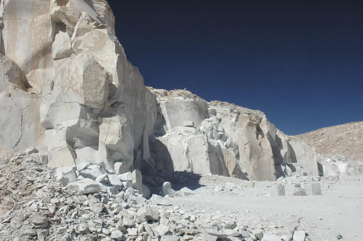 sulfate de calcium gypse