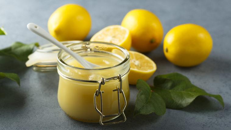 crème de citron lemon curd
